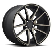 ROTIFORM - SPF - R121 / 1PC CAST-black machined