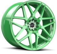 RUFF - R351-green