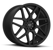 RUFF - R351-flat black