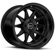 RUFF - R358-satin black
