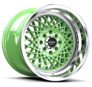 RUFF - R362-green mach lip
