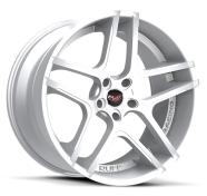 RUFF - R954-hyper silver  mach