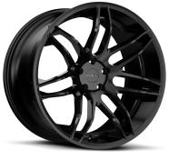 RUFF - R960-satin black