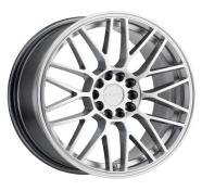 RUFF - OVERDRIVE-hyper silver