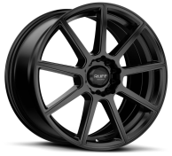 RUFF - R366-satin black