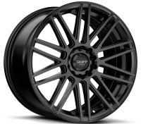 RUFF - R367-satin black