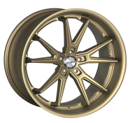 SHIFT WHEELS - CARRERA-matte bronze