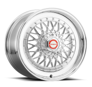 SHIFT WHEELS - CLUTCH-chrome