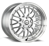 SHIFT WHEELS - FLYWHEEL-silver polished lip