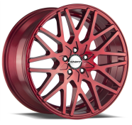 SHIFT WHEELS - FORMULA-candy apple red