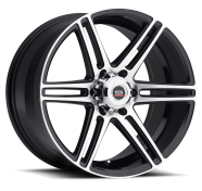 SPEC-1 - RACING SP-22-gloss black machined