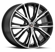 SPEC-1 - RACING SP-34-gloss black machined