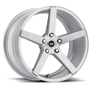 SPEC-1 - RACING SP-36-silver brushed