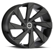 STRADA - MOTO -gloss black