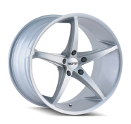 TOUREN - TR70-silver milled spokes