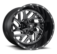 FUEL - TRITON D581-nbl black milled gls
