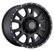 BLACK RHINO - LUCERNE-flat black