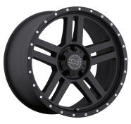BLACK RHINO - MOJAVE-flat black