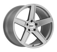 TSW - ASCENT-matte titanium silver