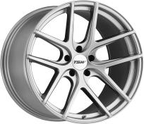 TSW - GENEVA-matte titanium silver