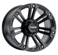 TUFF A.T. - T22-matte black