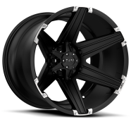 TUFF - T12-satin black