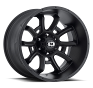 VISION OFF-ROAD - 415 BOMB-satin black