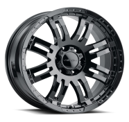 VISION OFF-ROAD - 375 WARRIOR-gloss black