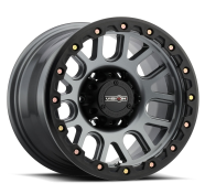 VISION OFF-ROAD - 111 NEMESIS-gunmetal (dark grey)