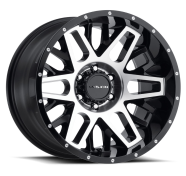 VISION OFF-ROAD - 388  SHADOW-gloss black machined face