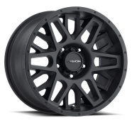 VISION OFF-ROAD - 388  SHADOW-satin black