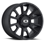 VISION OFF-ROAD - 391 REBEL-satin black