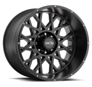 VISION OFF-ROAD - 412 ROCKER-satin black