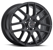 VISION - 426 CROSS-matte black