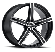 VISION - 469 BOOST-gloss black machined face