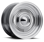 AMERICAN RACING - VN478 TURBINE-2- piece polished