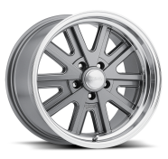 AMERICAN RACING - VN527-mag gray machined