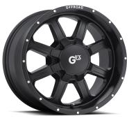 G-FX - TR2-matte black machined flange