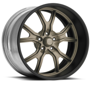 AMERICAN RACING FORGED - VF498-custom finishes up to 3 colors