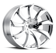 XCESS WHEELS - X01-chrome