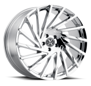 XCESS WHEELS - X02-chrome
