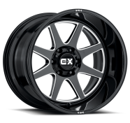 XD SERIES - XD844-gloss black milled