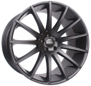 XIX WHEELS - X39-matte black