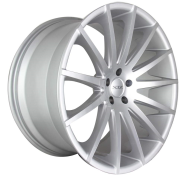 XIX WHEELS - X39-silver machined face