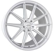 XIX WHEELS - XF51-silver machined face
